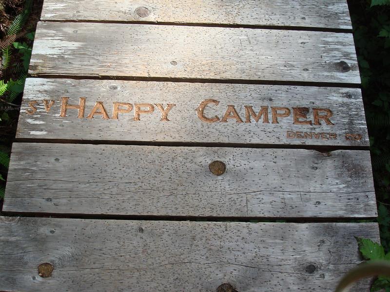 s/v Happy Camper!