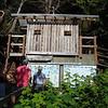 "the ""Tree House"" (toilets) - my advice: don't walk under the tree house"