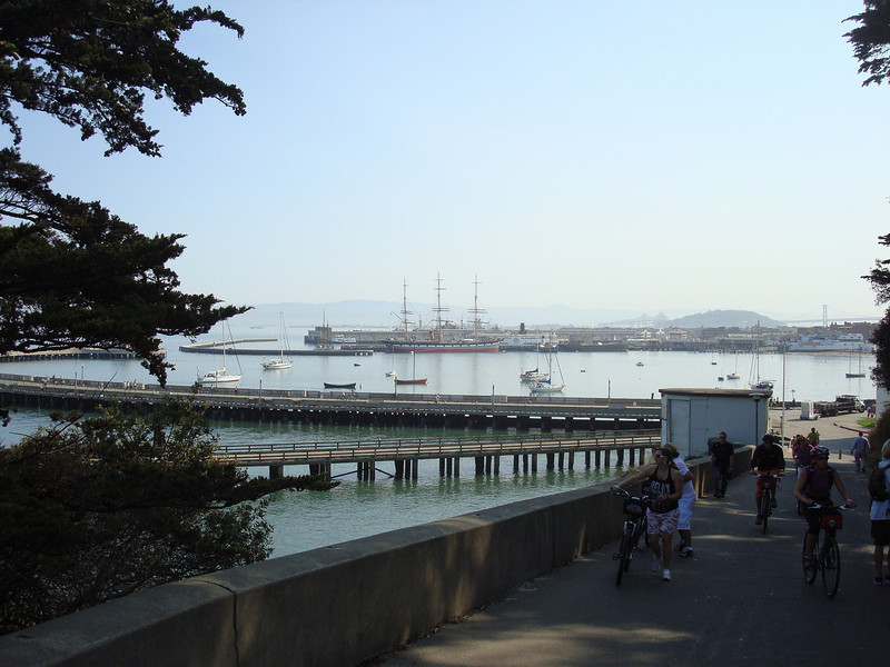 Aquatic Park anchorage
