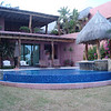 "one of the ""private"" pools at Casa de Suenos"