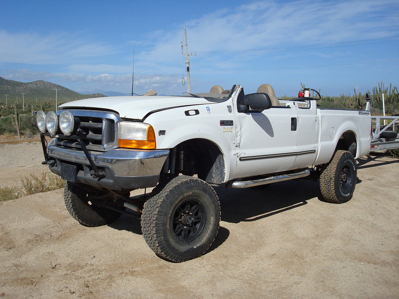 a Baja convertible