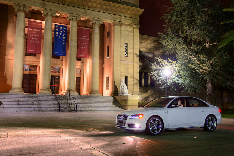 2010 audi s4 stanford museum