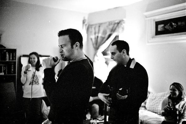2009-12-27 - Elisa's Rocking 30th Birthday Party