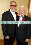 NEW YORK-MAY 9: Ellis Island Medal of Honor honoree Emilio Estefan Jr. with NECO Chairman Nasser J. Kazeminy at the  23rd Annual Ellis Island Medals of Honor - Press Reception on Saturday, May 9, 2009 at The Ritz Carlton New York in Battery Park, 2 West Street,  New York, NY  (Photo Credit: ©ManhattanSociety.com by Christopher London)