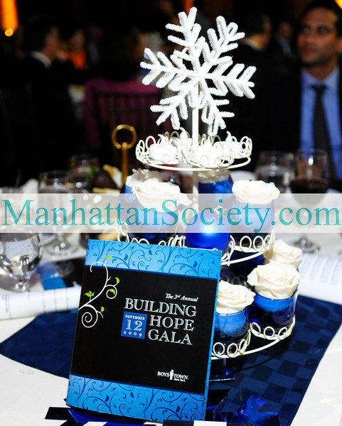 The 3rd Annual BUILDING HOPE GALA to Benefit BOYS TOWN NEW YORK