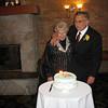Joan and Jim Cut the Cake - Again