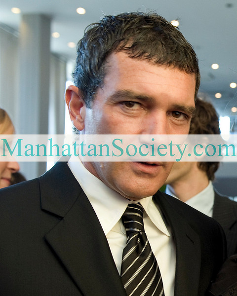 NEW YORK-MAY 20:  Antonio Banderas attends 5th Women Together Awards Ceremony on Wednesday, May 20, 2009 at the United Nations headquarters, First Avenue and 46th Street, New York City, NY (Photo Credit: ©ManhattanSociety.com by Marie Papp)