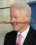 NEW YORK-JUNE 8: President Bill Clinton attends ALWAYS REMEMBER BENEFIT: VOICES of September 11 2nd Annual Event to Benefit the 9/11 Living Memorial Project On June 8, 2009 at Pier Sixty, Chelsea Piers, 23rd Street at the Hudson River, New York City, NY (Photo Credit: ManhattanSociety.com by Gregory Partanio)