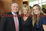 NEW YORK-JUNE 8: Frank Fetchet, Joan Lunden, daughter Lindsay Krauss attend ALWAYS REMEMBER BENEFIT: VOICES of September 11 2nd Annual Event to Benefit the 9/11 Living Memorial Project On June 8, 2009 at Pier Sixty, Chelsea Piers, 23rd Street at the Hudson River, New York City, NY (Photo Credit: ManhattanSociety.com by Gregory Partanio & Christopher London)