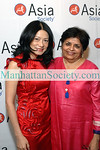 "NEW YORK-MARCH 10:  Vivienne Tam, Vishakha N. Desai attend  ASIA SOCIETY'S: ""A Celebration of Asia Week"" to Benefit Asia Society at the Asia Society, 725 Park Avenue, New York City, NY on Tuesday, March 10, 2009  (Photo Credit: Christopher London/ManhattanSociety.com)"