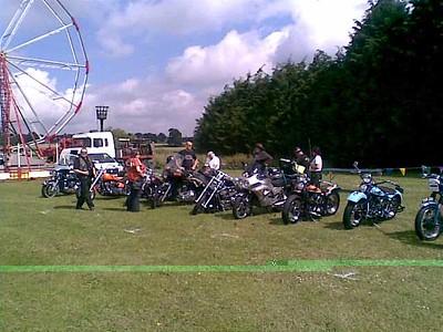 Abridge Car Show 2009
