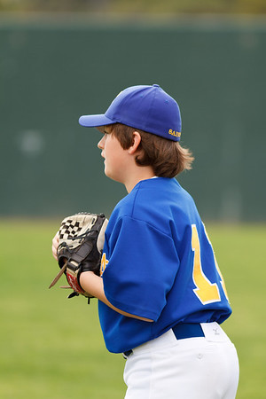 Adam JV Baseball 2009