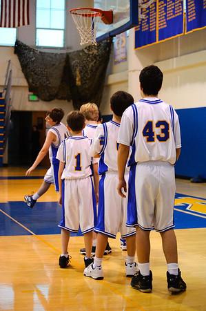 Adam's Fifth Basketball Match