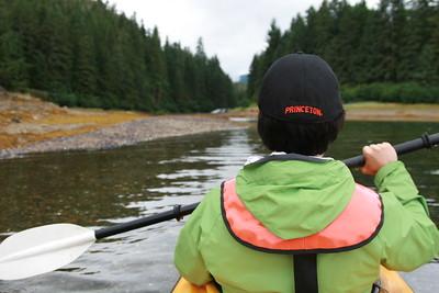 Princeton Cap in Kayak_Tom Dunne