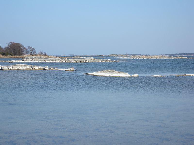 Utsikt från Långkobb där vi rastade Foto Anita