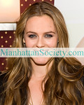 """NEW YORK-OCTOBER 8: ALICIA SILVERSTONE attends a celebration for the the publication of her book """"THE KIND DIET: A Simple Guide to Feeling Great, Losing Weight, and Saving the Planet""""  on Thursday, October 8, 2009 at Candle 79 Restaurant, 154 E 79th Street, New York City, NY. (Photo Credit: ©Manhattan Society.com 2009 by Gregory Partanio)"""