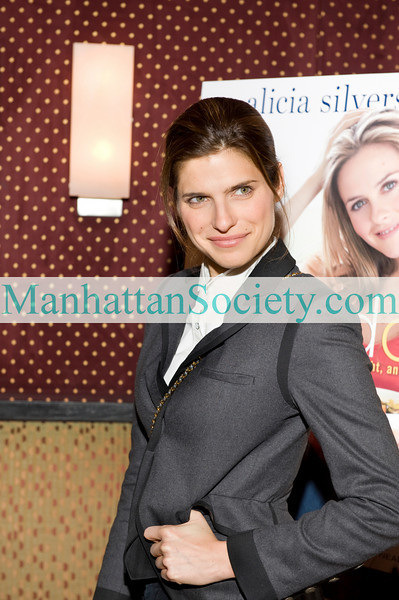 """NEW YORK-OCTOBER 8: Actress Lake Bell attends a celebration for the the publication of Alicia Silverstone's new book """"THE KIND DIET: A Simple Guide to Feeling Great, Losing Weight, and Saving the Planet"""" by Alicia Silverstone on Thursday, October 8, 2009 at Candle 79 Restaurant, 154 E 79th Street, New York City, NY. (Photo Credit: ©Manhattan Society.com 2009 by Gregory Partanio)"""