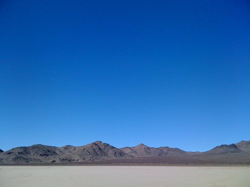 <b>Desert Party</b> <br>Mojave Desert, CA <br>October 31, 2009