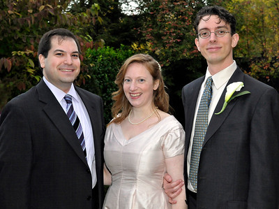Craig (l), Amy, and Kirby