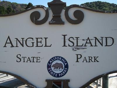 Angel Island Urban Camping