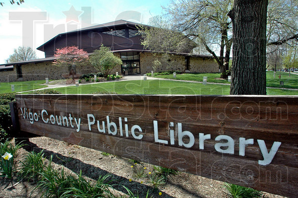 Award: The Vigo Co. Public Library won a Downtown Terre Haute Heritage Award for promotions.