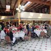 Convention: BPW members enjoy a lunch during the State BPW Convention Saturday afternoon at the Terre Haute Holiday Inn.