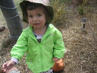 Mia's Boulder Garden