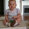 Anna helps Grandma unpack