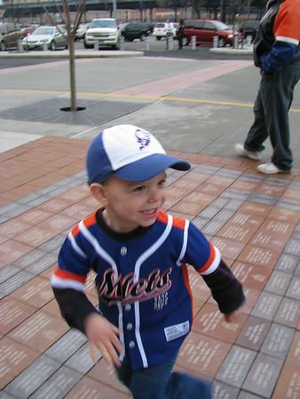 April 3 - Citi Field Debut Mets Baseball vs. Red Sox