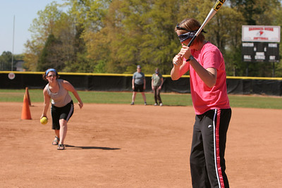 Each Spring, Gardner-Webb hosts Beep Baseball, a fun game that challenges even the most keen players; April 17, 2009.