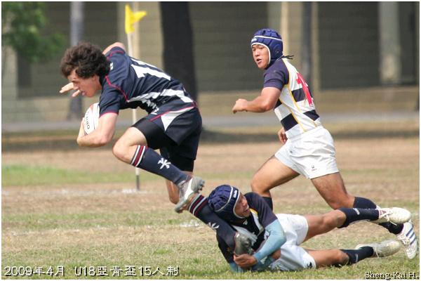 2009年照片集錦(Rugby Pics in 2009)