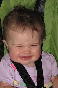 look..I have bottom teeth now!