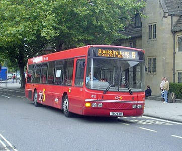 Oxford & Bicester, 13 August 2009