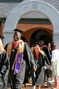 Summer Graduation Ceremony, August 03, 2009