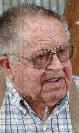 Fontanet historian Joe Koch