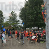 Time out: The National Night Out event at Fairbanks Parks drew thousands of residents. In addition to several law enforcement agencies participating, dozens of non-profit agencies took part, helping add to the evening.