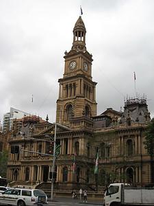 Sydney building.