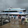Quicksilver tour boat