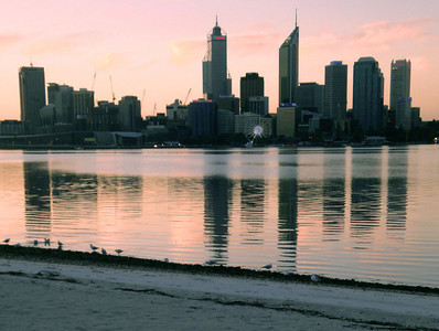 Perth city, from whence I hail, is one of the world's most beautiful, with the second-best climate in Australia after Brisbane.
