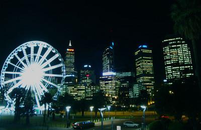 Perth Ferris wheel