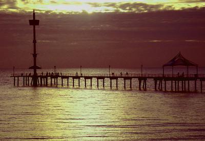Brighton jetty