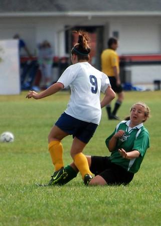 Girls - Woodmore vs. Oak Harbor