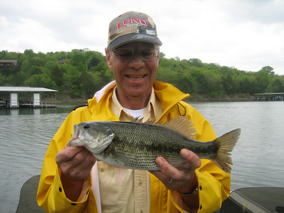 BRANSON FISHING TRIP 2009