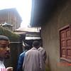 ENSZO members outside of hidden temple for elders in Shewa province.