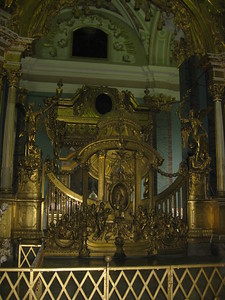 Baroque Cathedral, St. Petersburg - Lydia Osborne