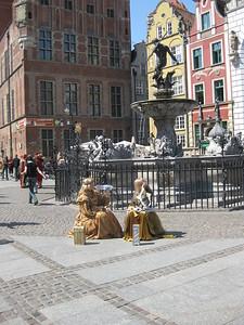 Copenhagen Town Center - Lydia Osborne