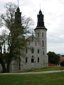 Church in Visby -- David Chambliss
