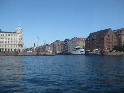 Waterview of Copenhagen - Lydia Osborne