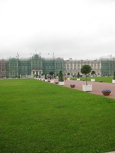 Hermitage Museum, St. Petersburg - Lydia Osborne
