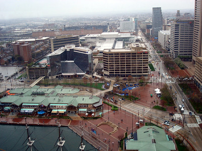 Baltimore and Aquarium